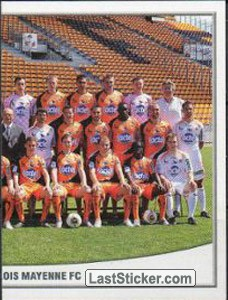 Equipe(puzzle 2) (Stade Lavallois Mayenne FC)