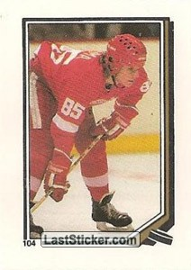Petr Klima (Detroit Red Wings)