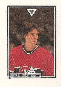 Patrick Roy - William Jennings Trophy Winner (1986-87 Leaders)