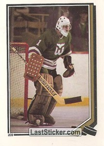 Mike Liut (Hartford Whalers)