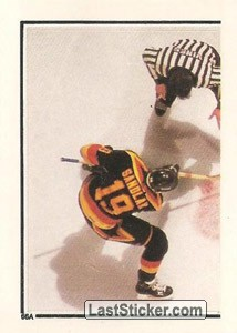 Vancouver Canucks vs Boston Bruins (1 of 2) (1986-87 Action)