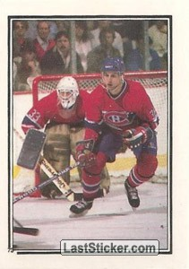 Montreal Canadiens (1986-87 Action)