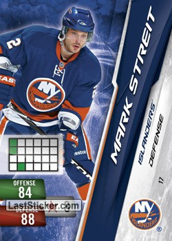 Mark Streit (New York Islanders)