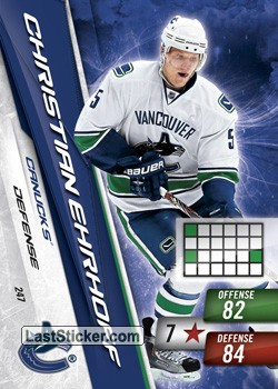 Christian Ehrhoff (Vancouver Canucks)