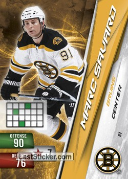 Marc Savard (Boston Bruins)
