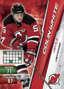 Colin White (New Jersey Devils)