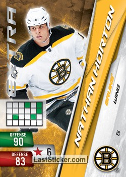 Nathan Horton (Boston Bruins)