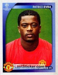 Patrice Evra (Manchester United FC)