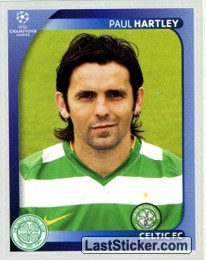 Paul Hartley (Celtic FC)