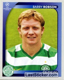 Barry Robson (Celtic FC)