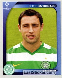 Scott McDonald (Celtic FC)