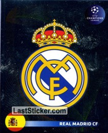 Club Emblem (Real Madrid CF)