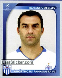 Traianos Dellas (Anorthosis Famagusta FC)