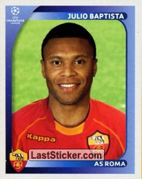 Julio Baptista (AS Roma)