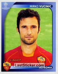 Mirko Vucinic (AS Roma)