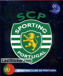 Club Emblem (Sporting Clube De Portugal)
