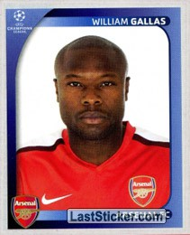 William Gallas (Arsenal FC)