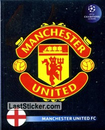 Club Emblem (Manchester United FC)