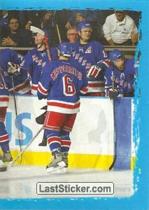 Game moment (2 of 2) (New York Rangers)