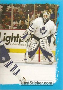 The game moment - puzzle 2 of 2 (Toronto Maple Leafs)