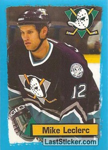 Mike Leclerc (Mighty Ducks of Anaheim)