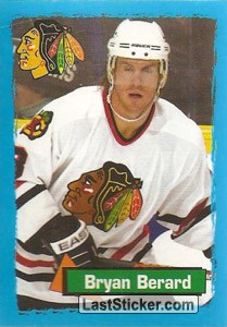 Bryan Berard (Chicago Blackhawks)