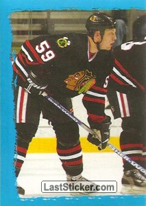 The game moment - puzzle 1 of 2 (Chicago Blackhawks)