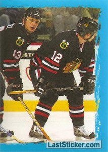 The game moment - puzzle 2 of 2 (Chicago Blackhawks)