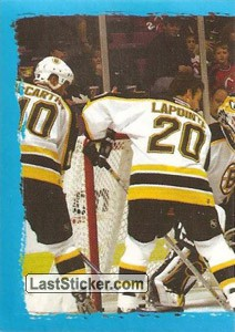 The game moment - puzzle 1 of 2 (Boston Bruins)