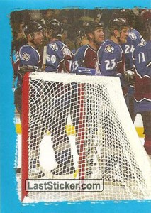 The game moment - puzzle 1 of 2 (Colorado Avalanche)
