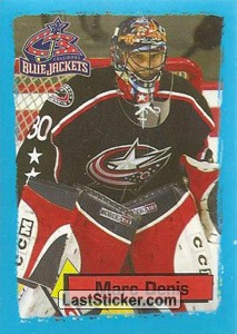 Marc Denis (Columbus Blue Jackets)