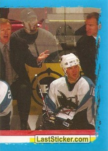 The game moment - puzzle 2 of 2 (San Jose Sharks)