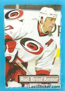 Rod Brind`Amour (Carolina Hurricanes)