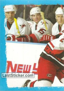 The game moment - puzzle 1 of 2 (Carolina Hurricanes)