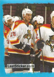 The game moment - puzzle 1 of 2 (Florida Panthers)