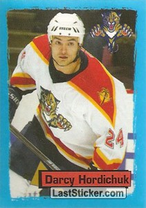 Darcy Hordichuk (Florida Panthers)