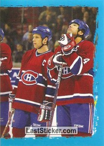 The game moment - puzzle 2 of 2 (Montreal Canadiens)