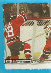 Game moment (1 of 2) (New Jersey Devils)
