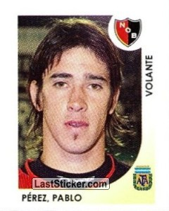 Perez Pablo (Newell's Old Boys)