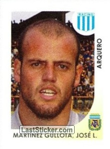 Martinez Gullota Jose S. (Racing Club)