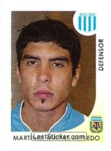 Martinez Matias Alfredo (Racing Club)