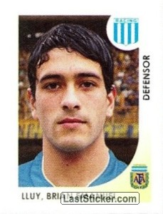 Lluy Brian Emanuel (Racing Club)