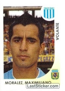 Moralez Maximiliano (Racing Club)