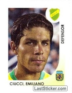 Ciucci Emiliano (Defensa y Jusicia)