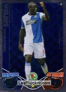 Christopher Samba (Blackburn Rovers)