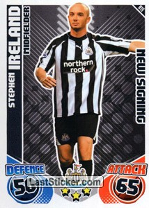Stephen Ireland (Newcastle United)