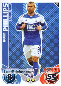 Kevin Phillips (Birmingham City)