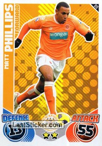 Matt Phillips (Blackpool Rovers)