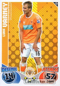 Luke Varney (Blackpool Rovers)