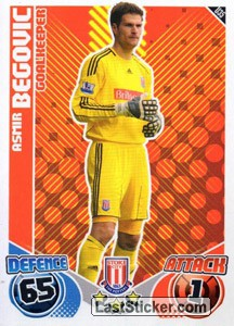 Asmir Begovic (Stoke City)
